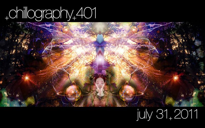 Chillography 401 e-flier