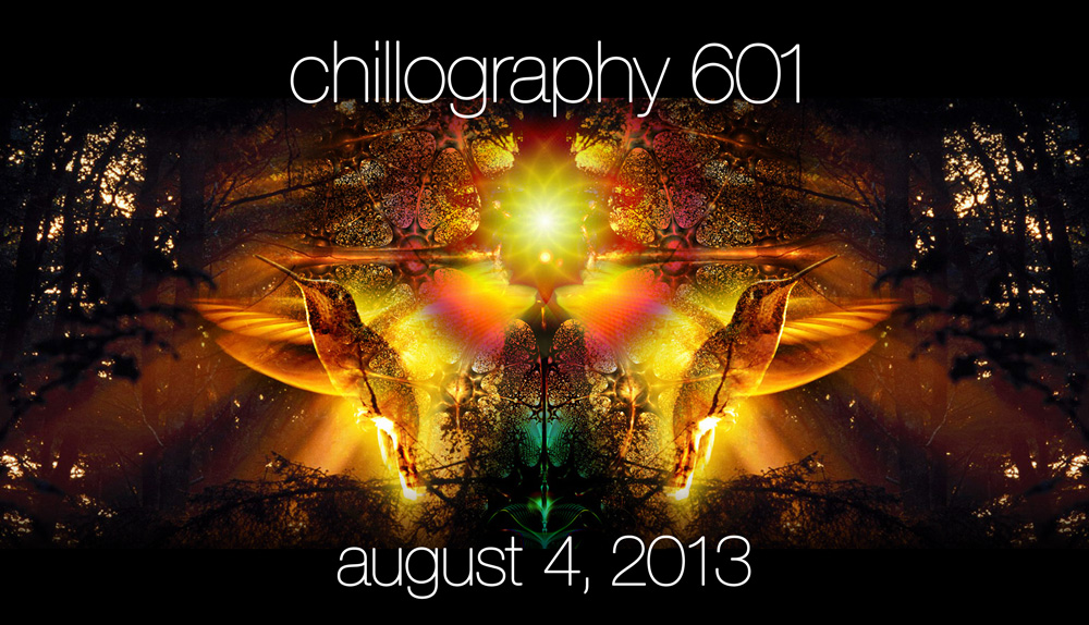 chillography 601